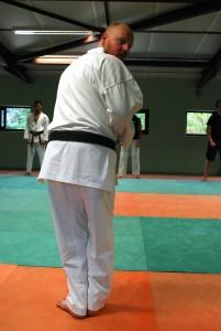 Ushiro Geri 2